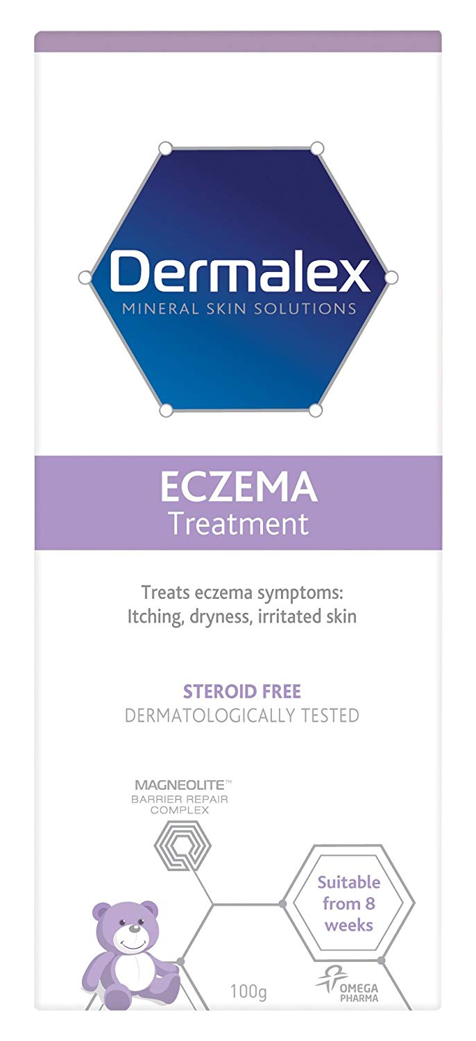 Dermalex Repair Eczema Cream For Babies And Children 100g