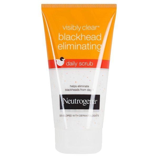 Neutrogena Visibly Clear Blackhead Scrub 150ml - Pharmacy Direct Kenya