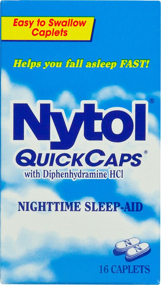 Nytol Quickcaps Caplet Pack Of 16 Pharmacy Direct Kenya