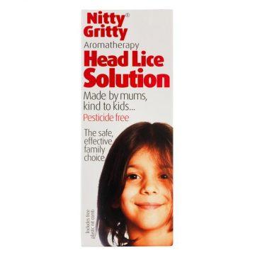 NITTY GRITTY HEADLICE SOLUTION 150ML