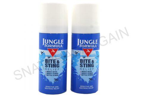 JUNGLE FORMULA BITE &STING SPRAY 50ML