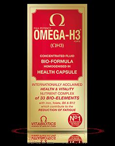 OMEGA-H3 CAPSULES 30`S