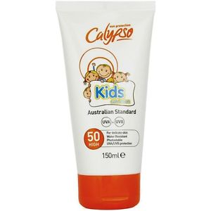 CALYPSO SUN LOTION KIDS SPF 50 150ML