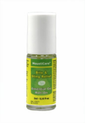 MOUSTICARE BITE & STING RELIEF ROLL-ON 5ML