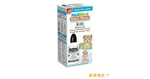 NEILMED SINUS RINSE CHILD KIT + 30 SACHETS