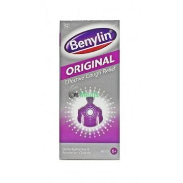 BENYLIN EXEPECTORANT 100ML(ORIGINAL)