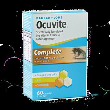 OCUVITE COMPLETE CAPSULES 60`S