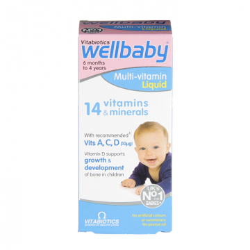 WELLBABY LIQUID 150ML