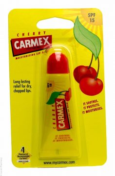 CARMEX CHERRY LIP BALM 10G