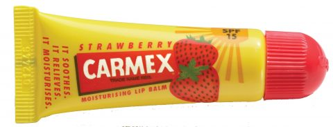 CARMEX STRAWBERRY LIP BALM 10G
