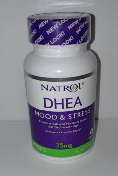 DHEA 25MG TABLETS 90`S