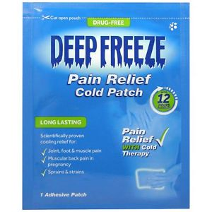 DEEP FREEZE COLD PATCH 1`S
